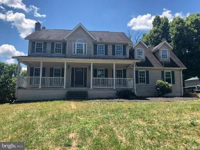 3 Bed 3 Bath Foreclosure Property in Charles Town, WV 25414 - Wheatland Rd