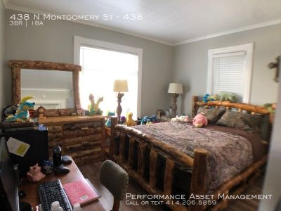 Apartment Rental - 438 N Montgomery St