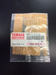 Sell Yamaha XS 750 XS 850 Final drive Washer plate motorcycle in Rancho Cucamonga, California, United States, for US $2.50
