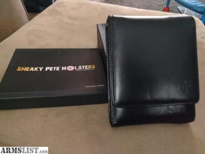 For Sale: sneaky pete