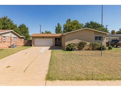 3 Bed 2 Bath Foreclosure Property in Amarillo, TX 79109 - SW 57th Ave