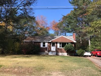 3 Bed 1 Bath Preforeclosure Property in Norton, MA 02766 - Eisenhower Dr