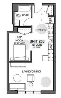 $6480 1 apartment in Jamaica Plain