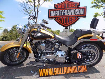 2017 Harley-Davidson Fat Boy Cruiser Motorcycles Manassas, VA