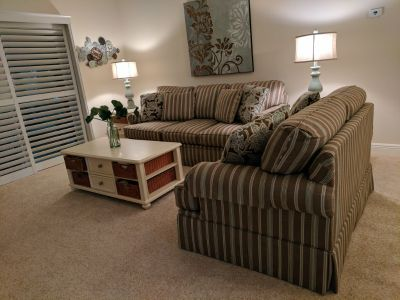 "Craftmaster Living Room Furniture, Sofa and Love Seat ""Pristine Condition!"""