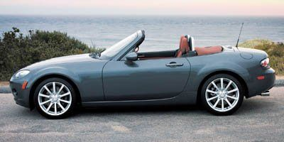 2006 Mazda MX-5 Miata Club Spec (Sunlight Silver Metallic)