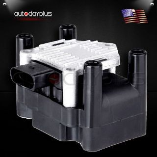 Find New Ignition Coil Cassette Pack For Volkswagen Beetle Golf Jetta L4 VE520214 motorcycle in South El Monte, California, United States