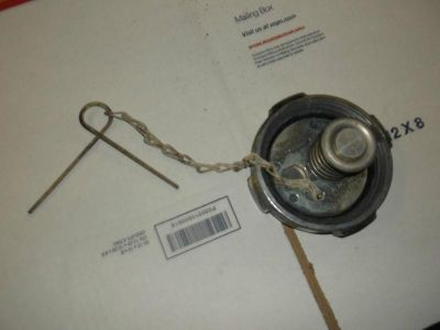 """Purchase 706 mack small 2"""" diameter fuel cap motorcycle in Batesville, Arkansas, US, for US $20.00"""