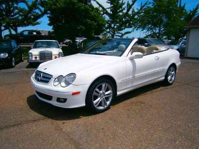 Used 2006 Mercedes-Benz CLK-Class for sale