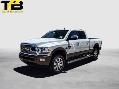 2018 Ram 3500 LIMITED 4X4 CREW CAB 6'4 BOX