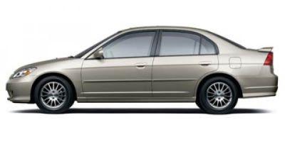 2005 Honda Civic LX (Gray)