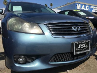 2008 INFINITI M45 SEDAN! BABY BLUE! RELATIVELY LOW PAYMENTS! $1,500 DRIVE OFF!