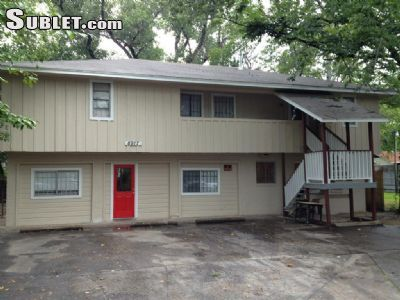 $400 5 apartment in NE Houston