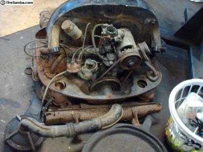 Original 67 Karmann Ghia Engine, Complete
