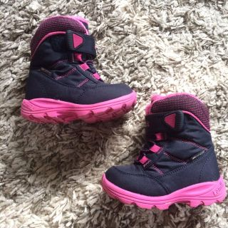 Kamik Stance Winter Snow Boots Toddler 8