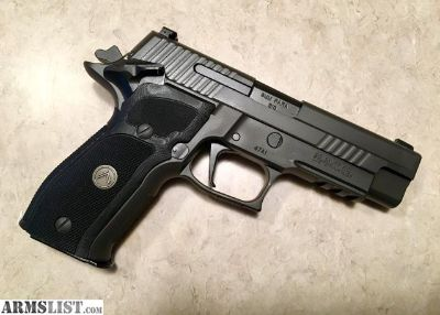 For Sale/Trade: Sig P226 Legion SAO 9mm