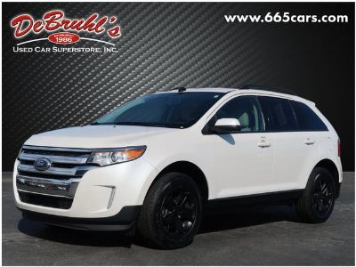 2014 Ford Edge SEL (White)