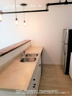Apartment Rental - 138 Washington Ave