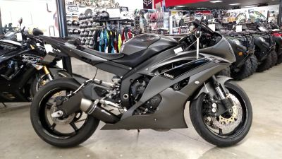2016 Yamaha YZF-R6 Supersport Fremont, CA