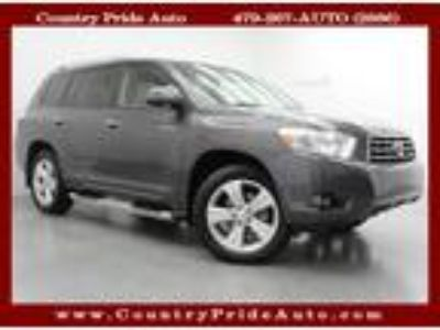 Used 2009 TOYOTA Highlander Limited 4WD w/ NAV in Farmington, AR