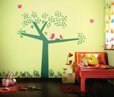 VS Enterprises - Kids Room Wall Painting Services