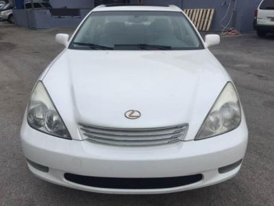 2002 Lexus ES 300 Base (White)