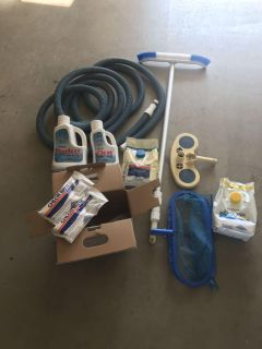 Miscellaneous Pool Items