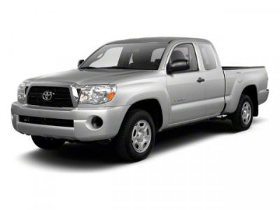 2010 Toyota Tacoma V6 (Magnetic Gray Metallic)