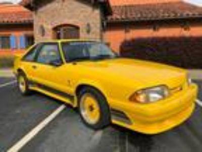 1988 Ford Mustang Saleen LX 5.0 Liter 5-Speed