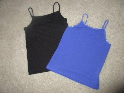 Gently Used Girls Size 7/8 Cami Tops Set of 2 $2.00