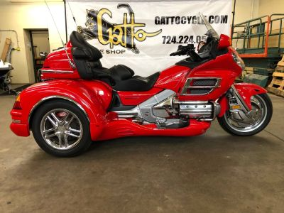 2004 Motor Trike Honda GL 1800 Spyder 3 Wheel Motorcycle Tarentum, PA