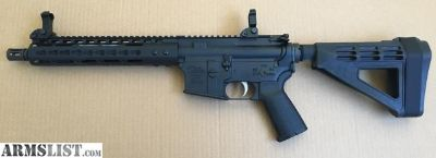 For Sale: 5.56 AR15 Pistol