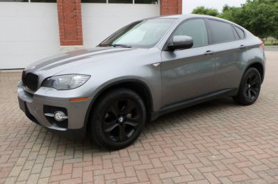 2009 BMW X6 xDrive35i (Space Gray Metallic)