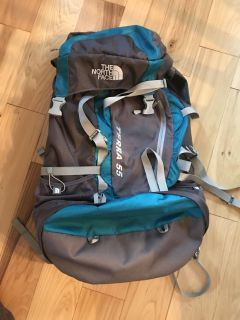 The North Face Terra 55L Hiking Backpack
