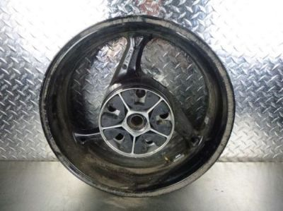 Sell Suzuki B-King BKing GSX1300 BK Rear Wheel DAMAGED motorcycle in Odessa, Florida, United States, for US $93.75