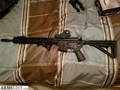 For Sale: Never fired AR-15 build/ optics/ammo/etc for sale.