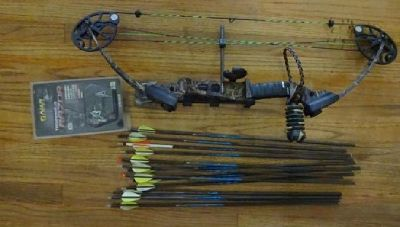 2011 Mission Menace Bow Package