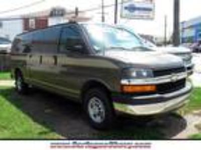 Certified 2015 Chevrolet Express Cargo Van 3500 RWD 155 in Plymouth Meeting, PA