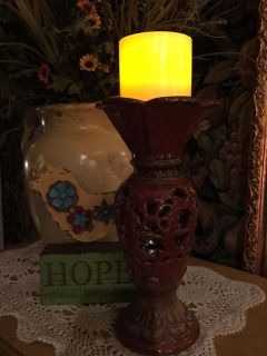 Red Candle Stick