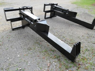 WOOD SPLITTER - SKID STEER ATTACHMENT - BRAND NEW