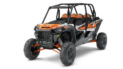 2018 Polaris RZR XP 4 Turbo EPS Sport-Utility Utility Vehicles Monroe, WA