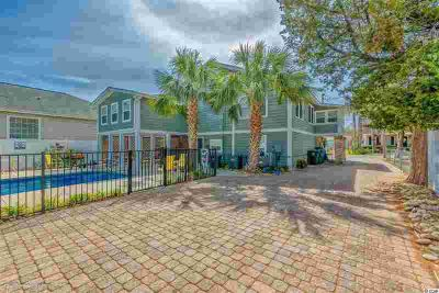 406 15th Ave. S North Myrtle Beach Seven BR, Open House Friday