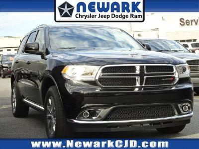 2018 Dodge Durango SXT (DB Black)