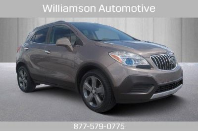 2013 Buick Encore Base (cocoa silver metallic)