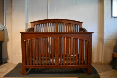 Baby Crib/Full Bed youngAmericababy Line by Stanley Furniture