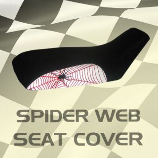 Buy Suzuki LT250EF 85-86 Spider Web Seat Cover #sma16736 eby8746 motorcycle in Milwaukee, Wisconsin, United States, for US $39.99