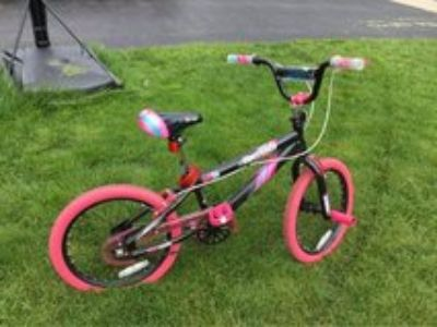 Girls 18 inch bike