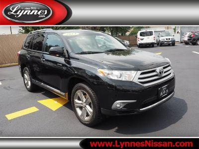 2013 Toyota Highlander Limited ()