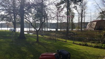2 BR 2 BA Lake-View House on South Toledo Bend (Texas Side)