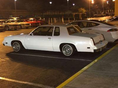 1986 cutlass supreme lowrider